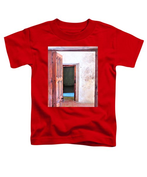 Other Side Toddler T-Shirt by Pablo Munoz