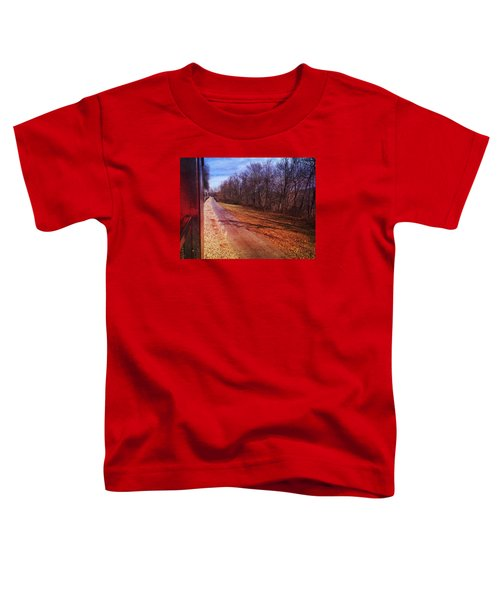 Out The Window Toddler T-Shirt