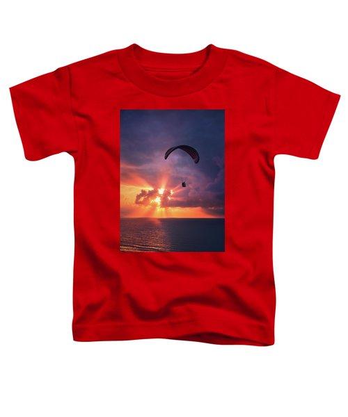 Crack The Skye Toddler T-Shirt