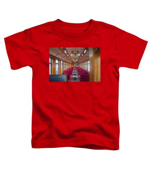 Passenger Travel Toddler T-Shirt