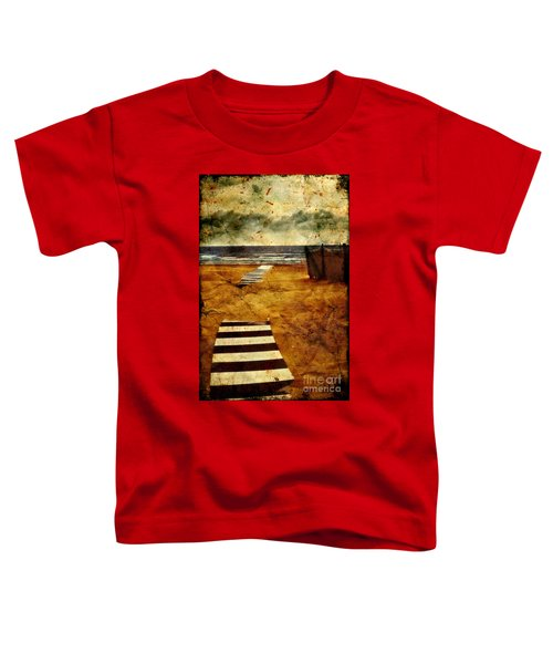 Pathway To The Sea II Toddler T-Shirt