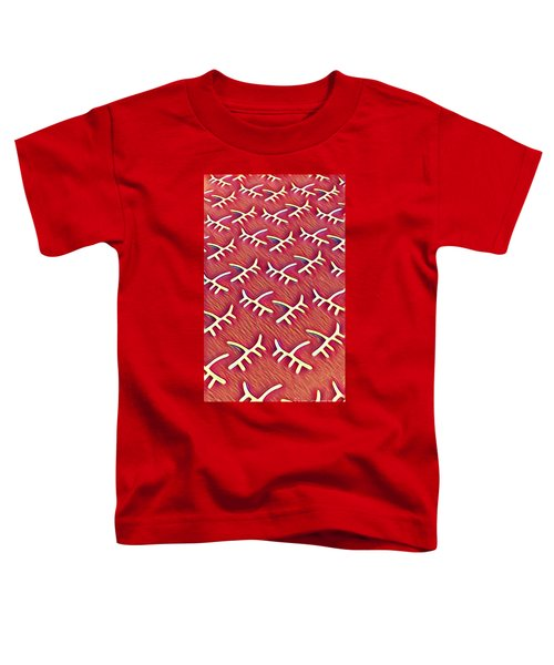 Pattern 1 Toddler T-Shirt