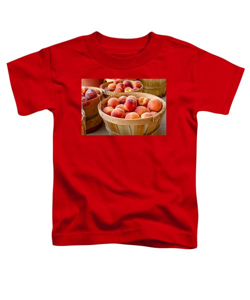 Peaches For Sale Toddler T-Shirt