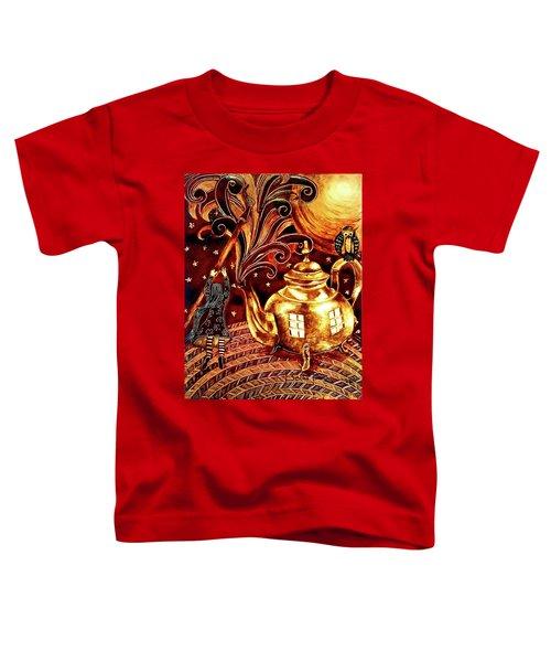 Percolate Dream Toddler T-Shirt