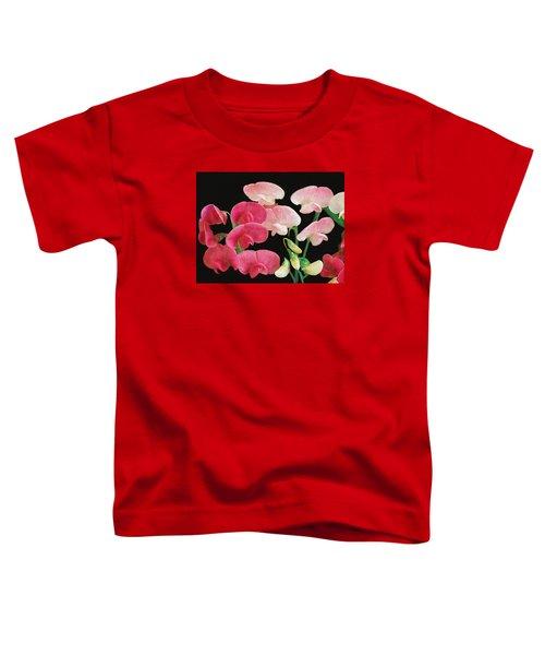 Pink Petals Toddler T-Shirt