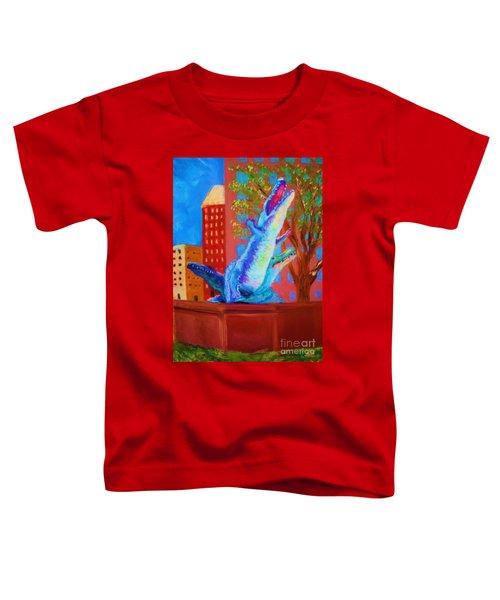 Plaza Toddler T-Shirt