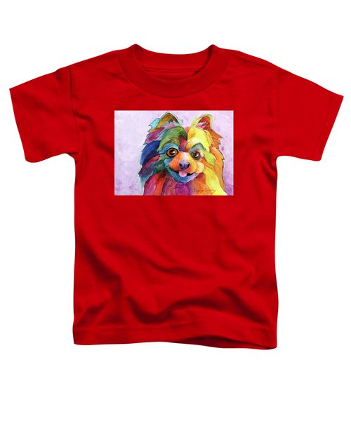 Pom Too Toddler T-Shirt
