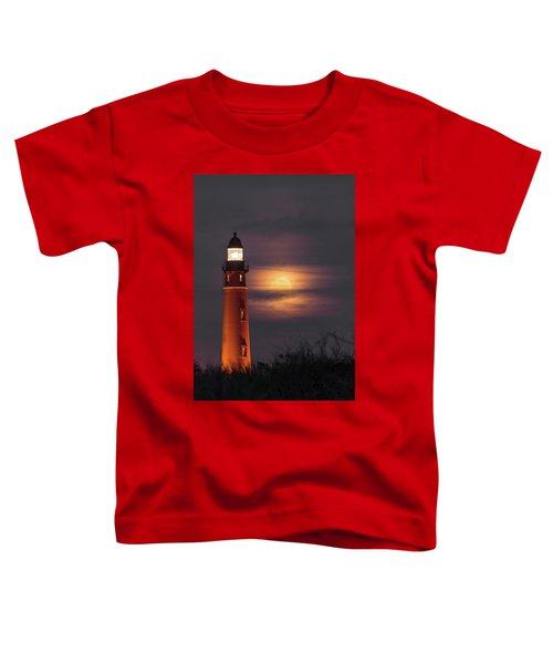 Ponce De Leon Full Moon Toddler T-Shirt