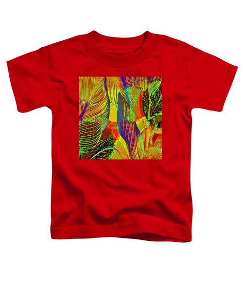 Pop Art Cannas Toddler T-Shirt