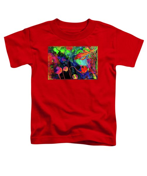 Poppy Enchantment Toddler T-Shirt