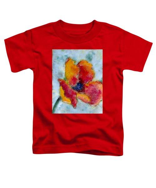 Poppy Smile Toddler T-Shirt