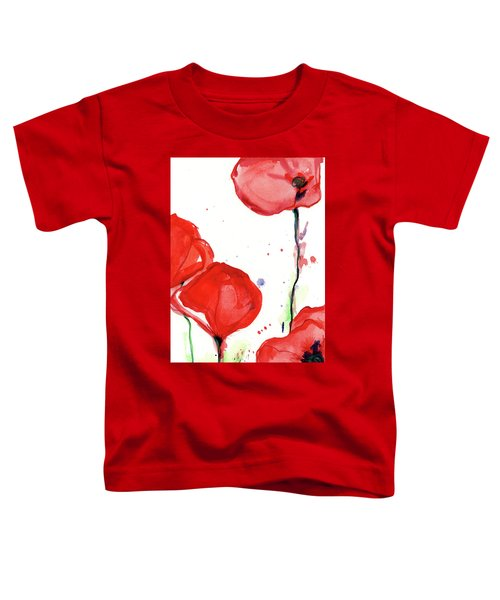 Poppyred Toddler T-Shirt
