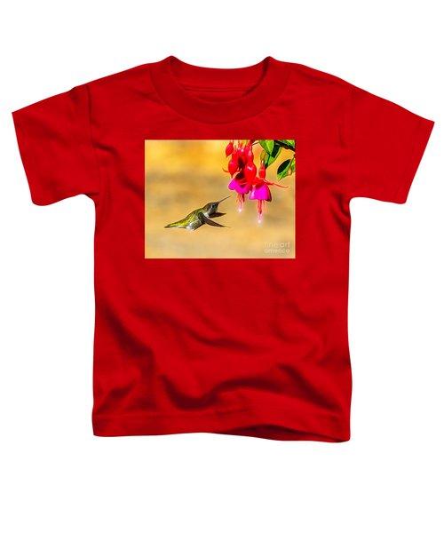 Pretty Anna Toddler T-Shirt