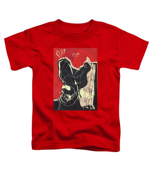 Pugmire Cd Back Sheet Toddler T-Shirt