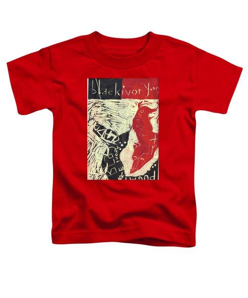 Pugmire Cd Front Sheet Toddler T-Shirt
