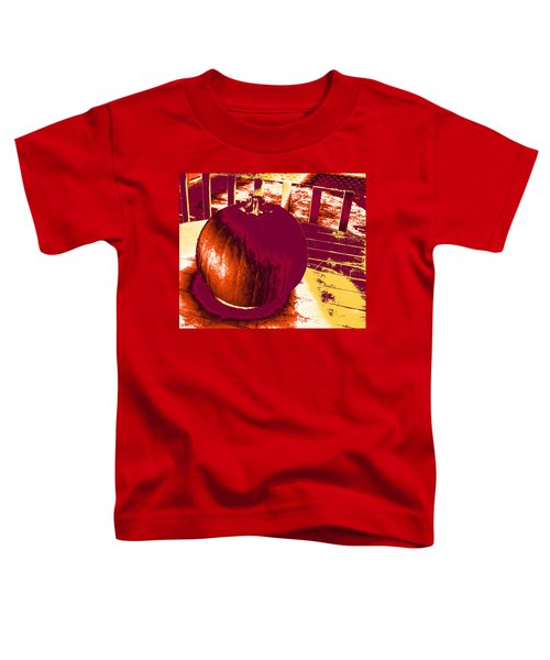 Pumpkin #5 Toddler T-Shirt