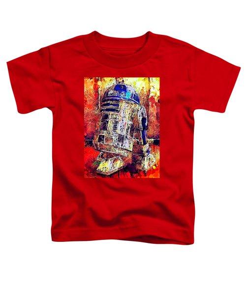R2 - D2 Toddler T-Shirt
