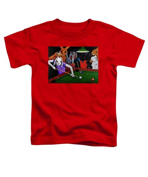 Rabbit Games Toddler T-Shirt