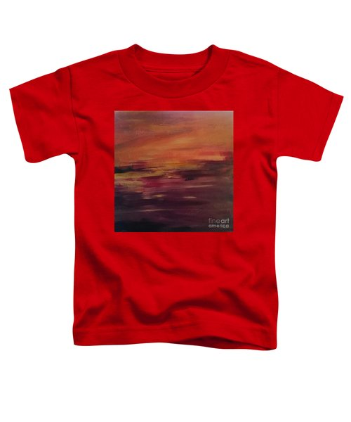 Raw Emotions Toddler T-Shirt