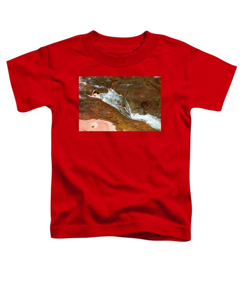 Ready For The Slide Toddler T-Shirt