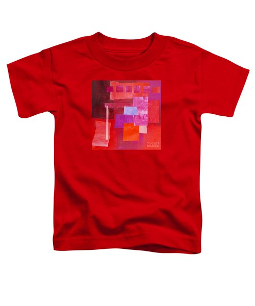 Red 2 Toddler T-Shirt