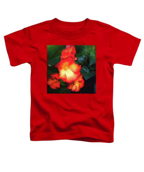 Red  And Yellow Toddler T-Shirt