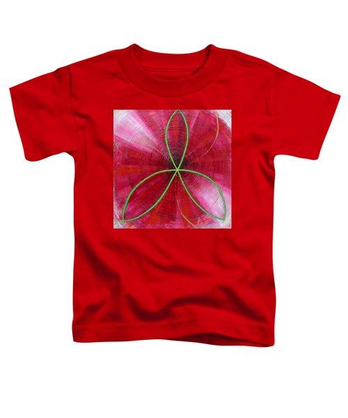 Red Chakra Toddler T-Shirt