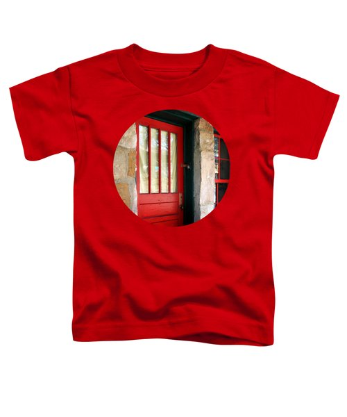 Red Door Toddler T-Shirt