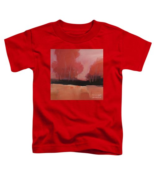 Red Flair Toddler T-Shirt