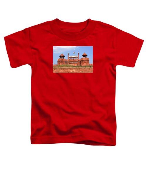 Red Fort New Delhi Toddler T-Shirt