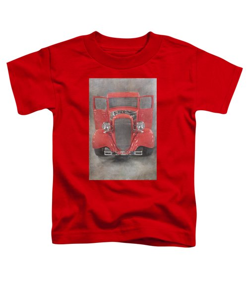 Red Hot Baby Toddler T-Shirt