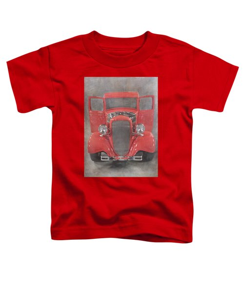 Red Hot Baby Toddler T-Shirt