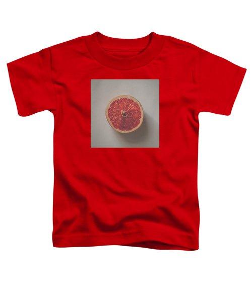 Red Inside Toddler T-Shirt