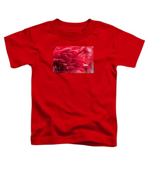 Red Mum Toddler T-Shirt