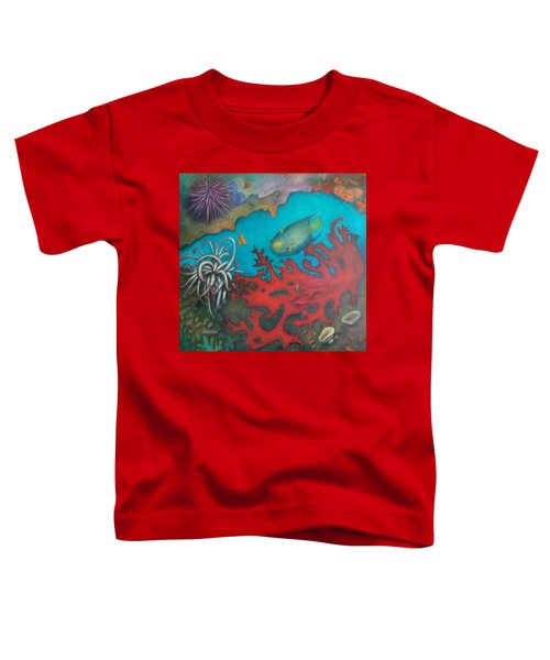 Red Reef Toddler T-Shirt