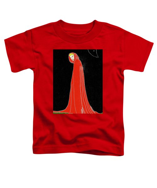 Red Riding Hood Toddler T-Shirt