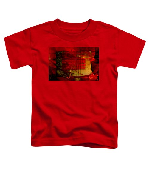 Red Strings Toddler T-Shirt