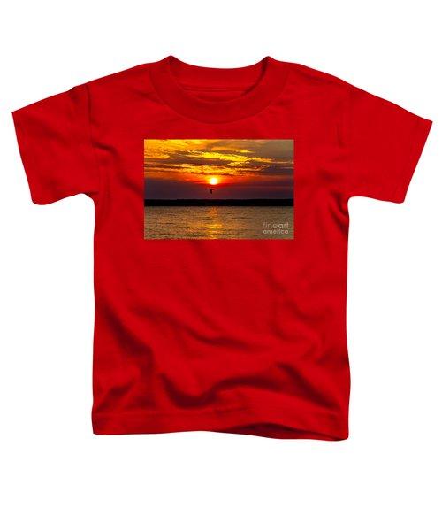 Redeye Flight Toddler T-Shirt