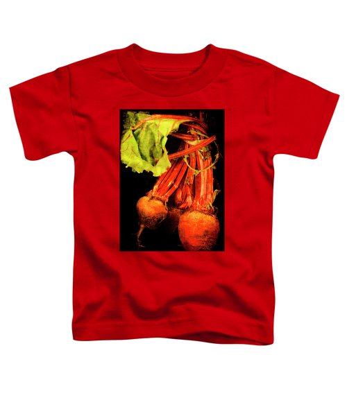Renaissance Beetroot Toddler T-Shirt