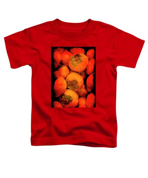 Renaissance Persimmons Toddler T-Shirt