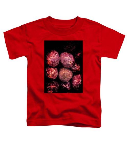 Renaissance Turkish Eggplant Toddler T-Shirt