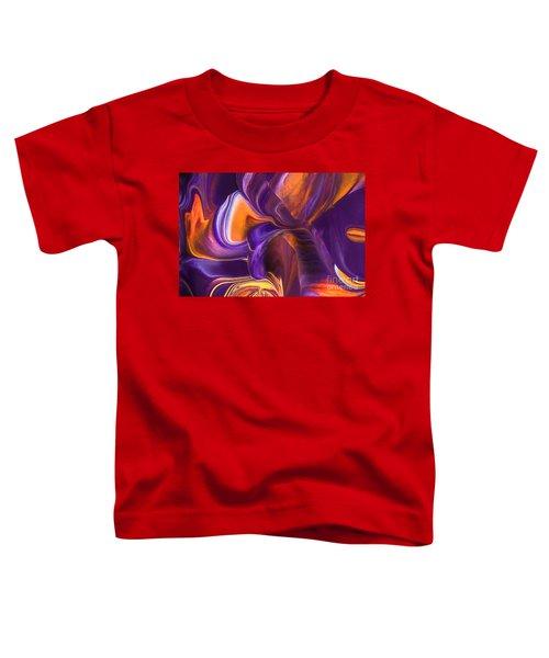 Rhythm Of My Heart Toddler T-Shirt