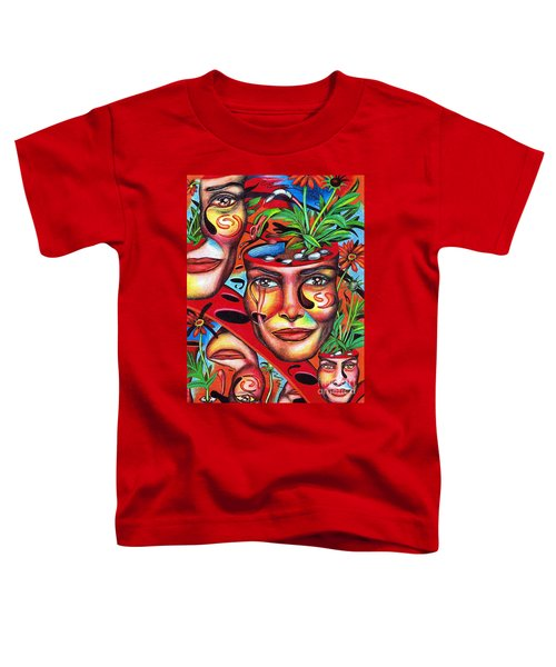 Ripening Of A Lucid Psyche Toddler T-Shirt