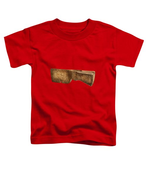 Roofing Hammer Head Toddler T-Shirt