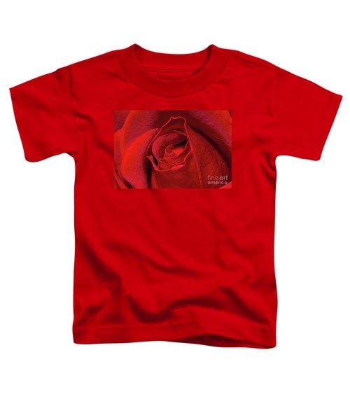 Rose Bud Toddler T-Shirt
