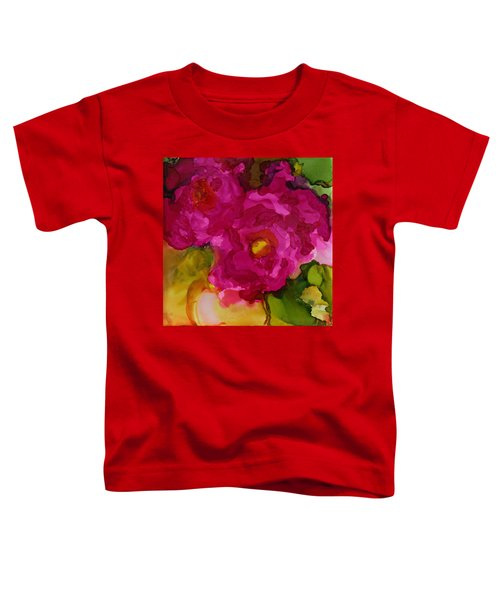 Rose To The Occation Toddler T-Shirt