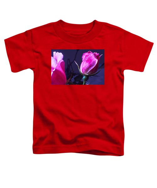 Rosebud Toddler T-Shirt