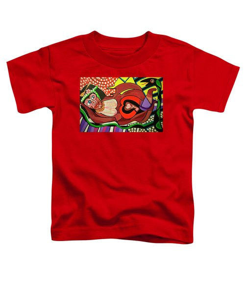 Royalty Queen Toddler T-Shirt