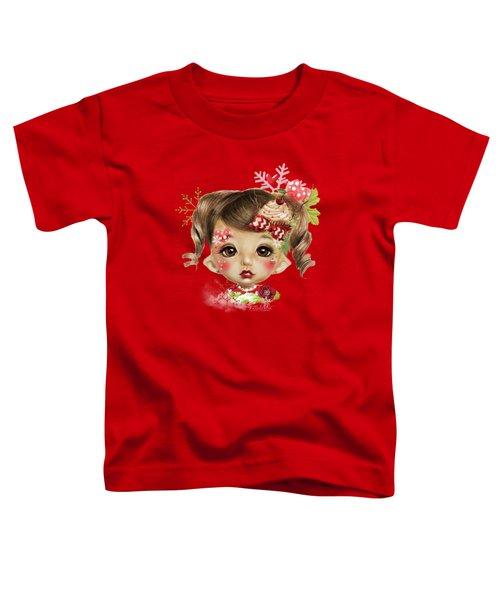 Sabrina - Elf  Toddler T-Shirt by Sheena Pike