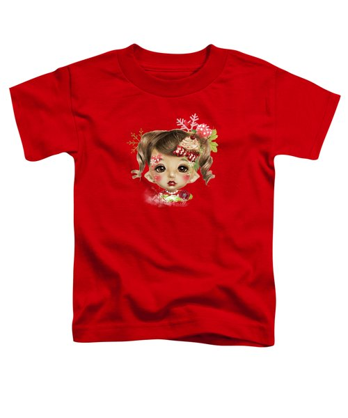 Sabrina - Elf  Toddler T-Shirt